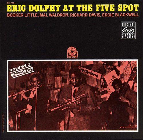 At the Five Spot, Vol. 2
