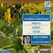 The Sheffield / Leinsdorf Sessions, Vol. 1