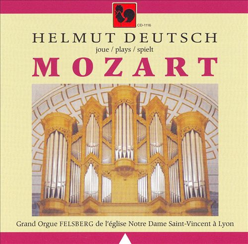 Helmut Deutsch plays Mozart