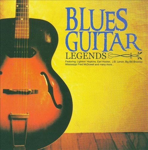 Blues Guitar Legends [Essential]