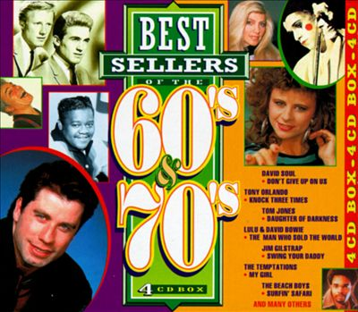 Best Sellers of the 60's & 70's