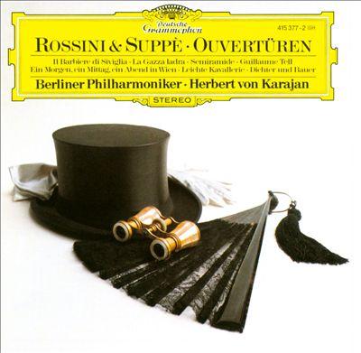 Rossini, Suppé: Ouvertüren