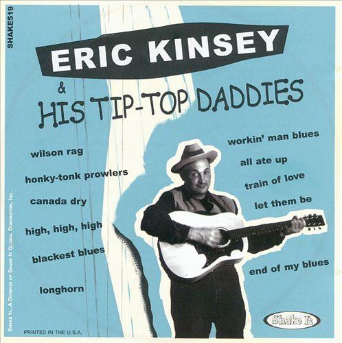 Eric Kinsey & His Tip Top Daddles
