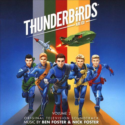Thunderbirds Are Go, Vol. 2 [Original Television Soundtrack]