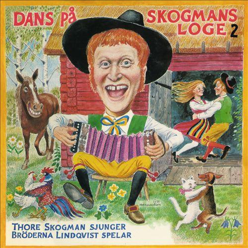 Dans på Skogmans Loge, Vol.  2