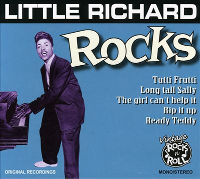 Little Richard Rocks