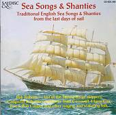 Sea Songs & Shanties [Saydisc]