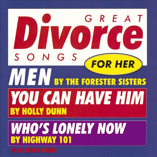 Great Divorce Songs for Her
