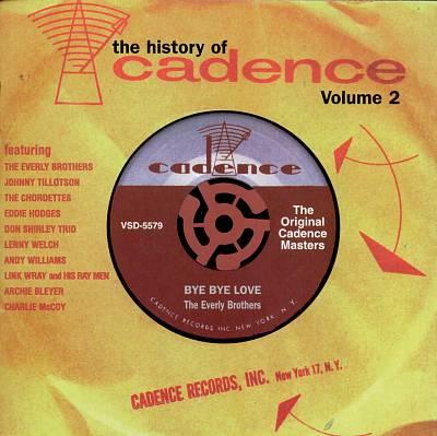 History of Cadence Records, Vol. 2