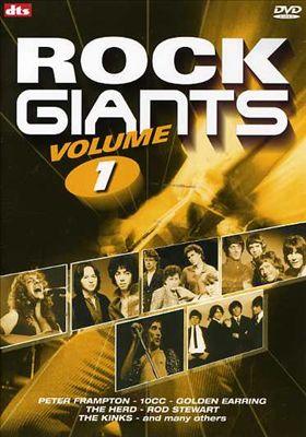 Rock Giants, Vol. 1 [BR]