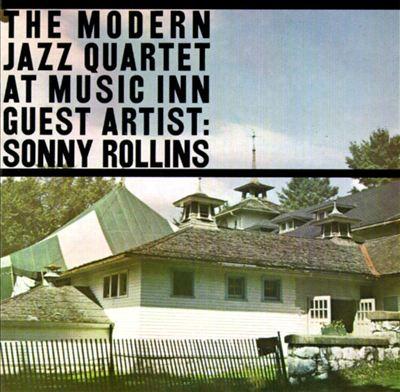 The Modern Jazz Quartet at Music Inn, Vol. 2