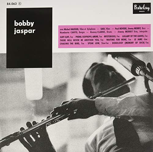 Bobby Jaspar [Barclay]