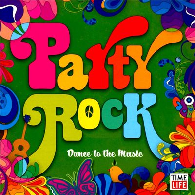 Party Rock: Dance To The Music
