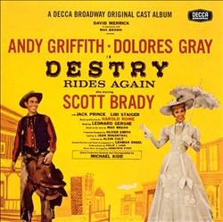 Destry Rides Again [Original Broadway Cast]