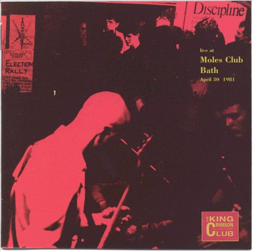 Discipline: Live at Moles Club, Bath 1981