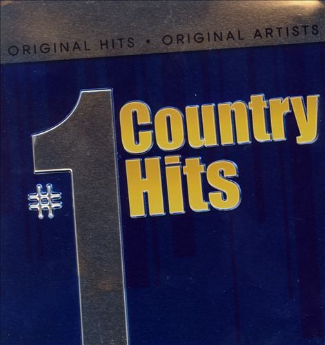 #1 Country Hits [2006 Madacy]