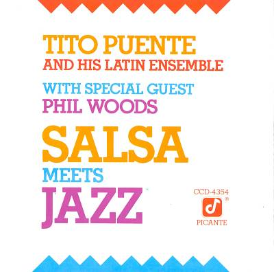 Salsa Meets Jazz