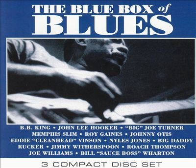 The Blue Box of Blues