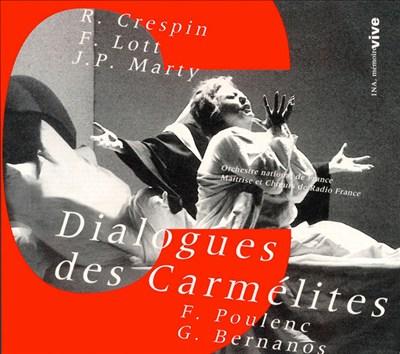 Poulenc: Dialogues des Carmélites