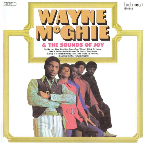 Wayne McGhie and the Sounds of Joy