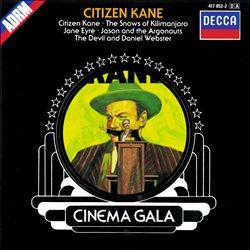 Citizen Kane: Film Music By Bernard Herrmann