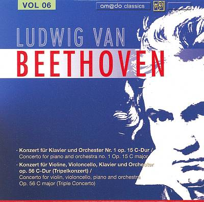 Beethoven: Complete Works, Vol. 6