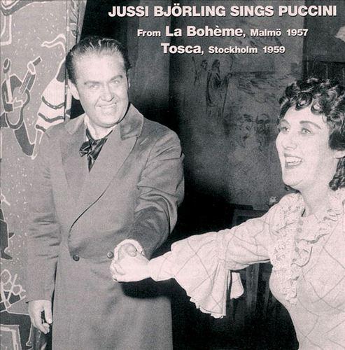 Jussi Björling Sings Puccini