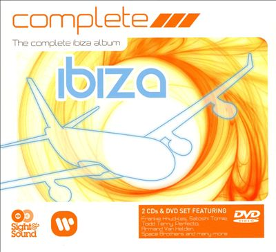 Sight and Sound: Ibiza Rock [2CD/1DVD]