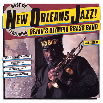 The Best of New Orleans Jazz, Vol. 2
