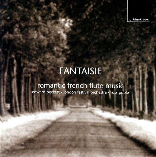 Fantaisie, Romantic French Flute Music