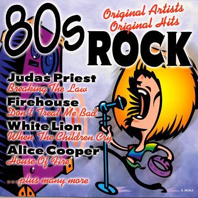 80's Rock, Vol. 2