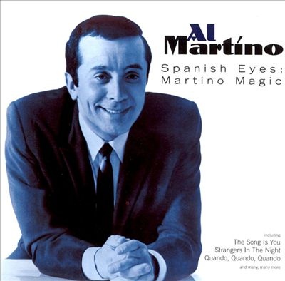 Spanish Eyes: Martino Magic