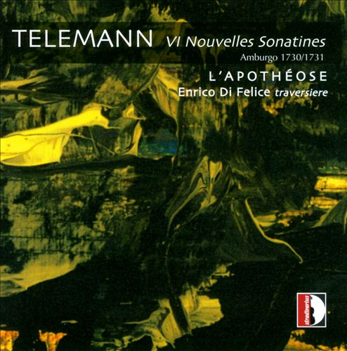 Telemann: VI Nouvelles Sonatines