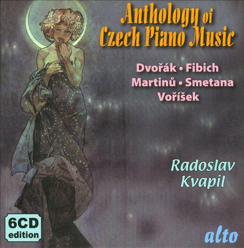 Anthology II of Czech Piano Music