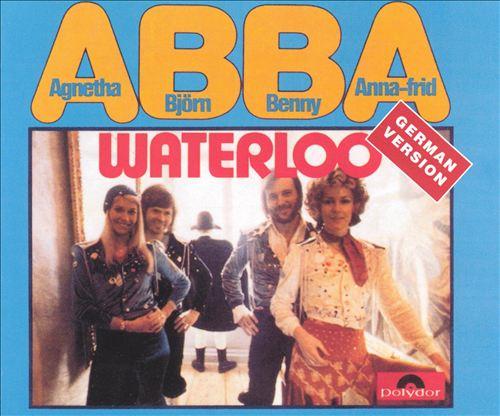 Waterloo [Germany CD Single]
