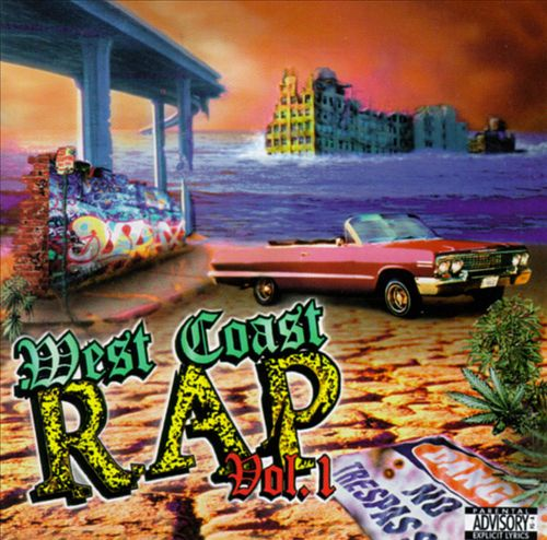 West Coast Rap, Vol. 1 [P.R.]