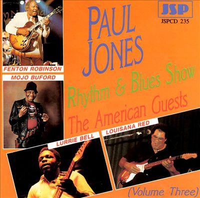 Paul Jones Rhythm & Blues Show, Vol. 3