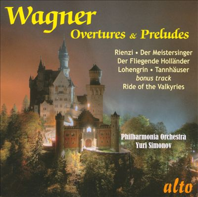 Wagner: Favourite Overtures & Preludes