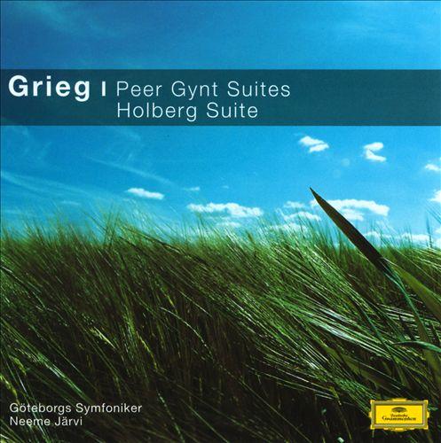 Grieg: Peer Gynt Suites; Holberg Suite