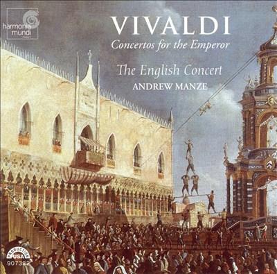 Vivaldi Concertos for the Emperor