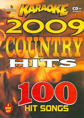 Chartbuster Karaoke: 2009 Country Hits