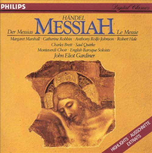 Händel: Messiah (Highlights)