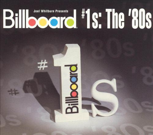 Billboard #1s: The '80s