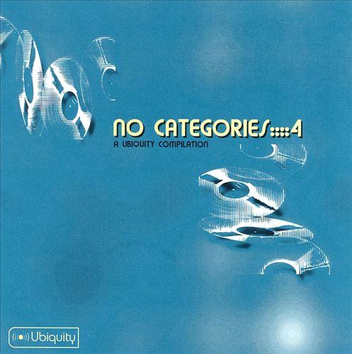 No Categories, Vol. 4: Ubiquity Compilation