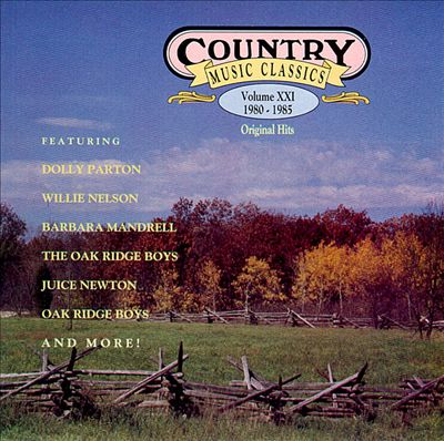 Country Music Classics, Vol. 21 1980-1985