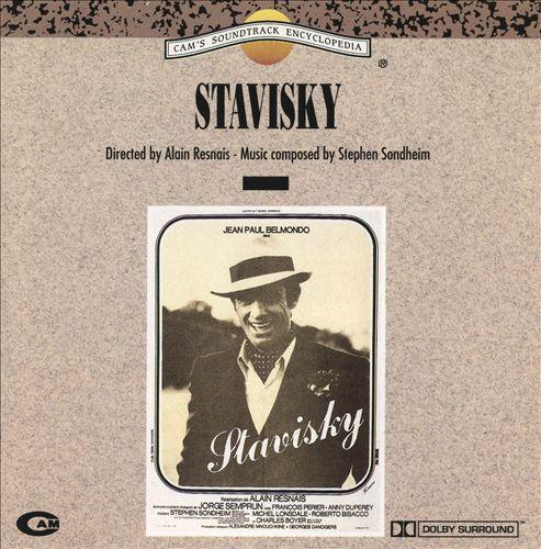 Stavisky [Original Motion Picture Soundtrack]