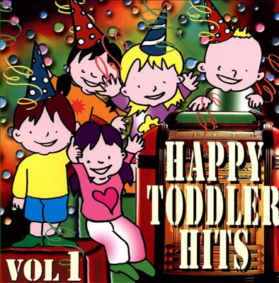 Happy Toddler Hits, Vol. 1