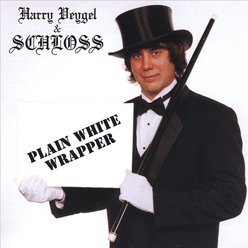 Plain White Wrapper