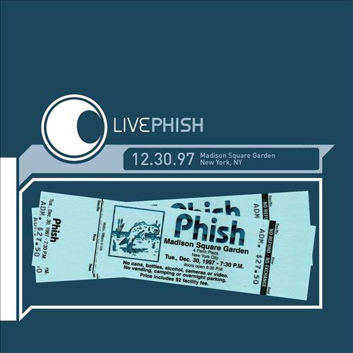Live Phish: 12.30.97 Madison Square Garden, New York, NY