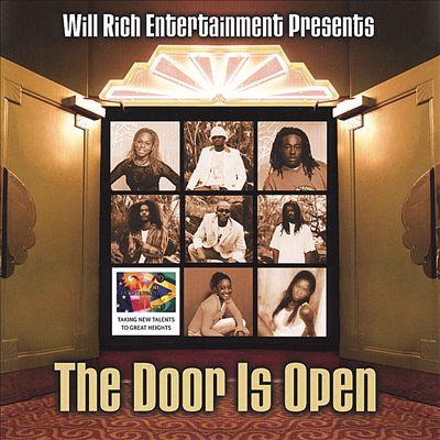 The Door Is Open